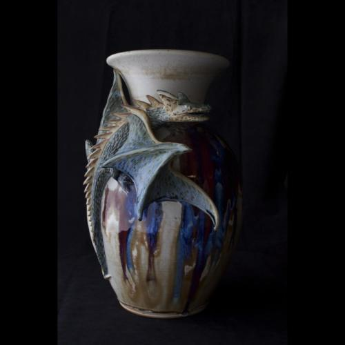 Amber Poole, Lexington, VA https://www.Facebook.com/earthfireandspiritpottery